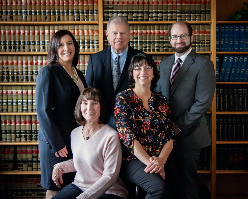 The staff at the Law Offices of William T. Kennedy, P.C.